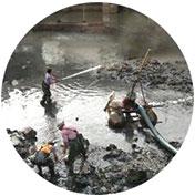 河道清淤泥浆脱水